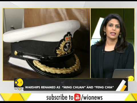 WION Gravitas: Taiwan deploys two warships in Taiwan Strait