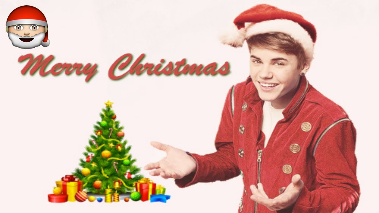 Justin Bieber - Merry Christmas - YouTube