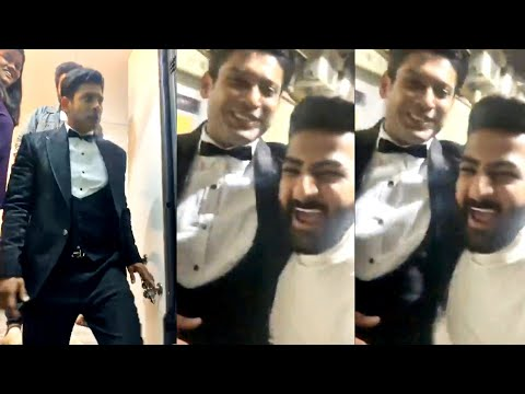 Siddharth Shukla LIVE Masti With Shehnaaz Gill's Brother | Bigg Boss 13 Winner