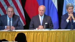 Лавров: разногласия по поводу судьбы Асада остались