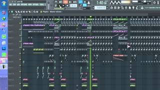 Years & Years - Desire Ft. Tove Lo (NJBZX Remake) (FLP+Instrumental)