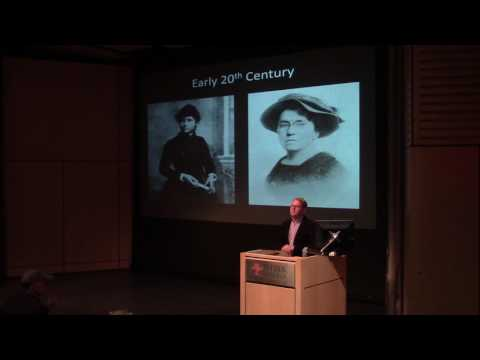 Andrew Cornell at Pitzer College Part 1