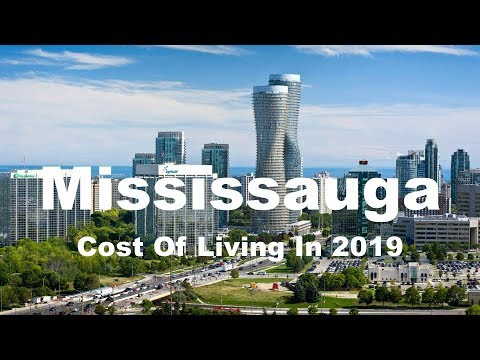 Cost Of Living In Mississauga, Canada In 2019, Rank 163rd In The World