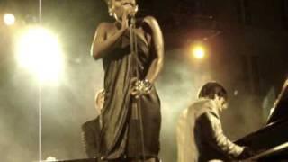 CHINA MOSES, RAPHAEL LEMONNIER & leurs musiciens - Cry me a river@Festival de Carcassonne