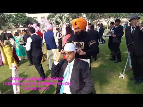 Hindu Wedding Turban|| Jodhpuri Rajesthani Pagri ||DORAHA DASTAR ACADEMY||GURPREET SINGH 98148-26217