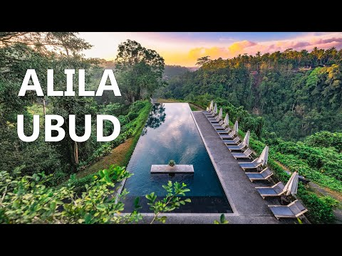 ALILA UBUD OVERRATED GAK SIH? // BALI HOTEL REVIEW