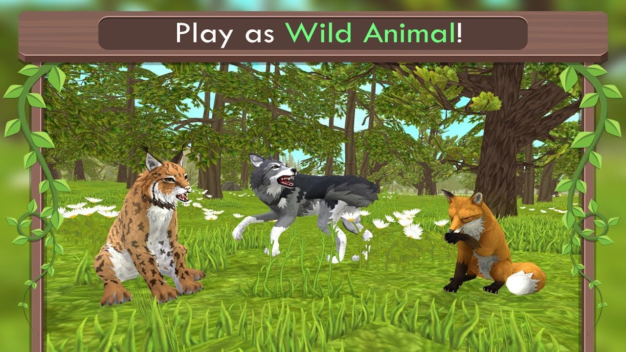 Wildcraft animal sim online 3d by turbo rocket games for Simulatore 3d