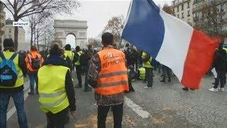 Франція: ексклюзивний репортаж з Парижа...