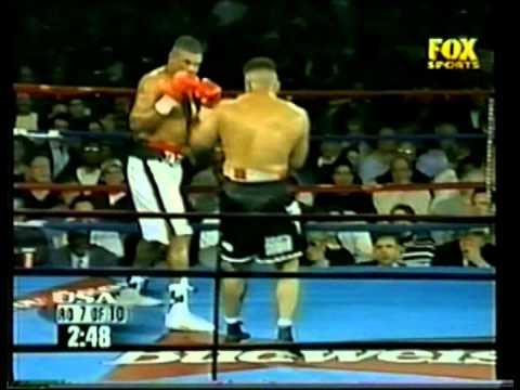 David Tua vs Jeff Wooden 10031998
