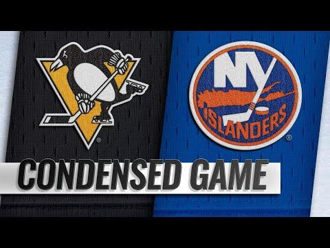 11/01/18 Condensed Game: Penguins @ Islanders