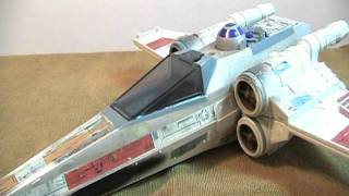 Star Wars X-Wing Fighter Review