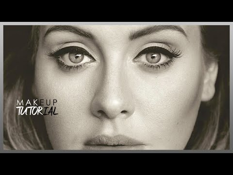 Thumbnail: ADELE Inspired Makeup Tutorial | NikkieTutorials