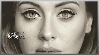 ADELE Inspired Makeup Tutorial | NikkieTutorials