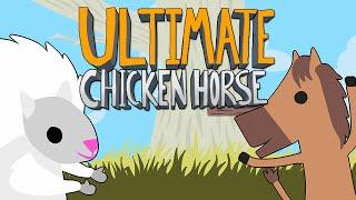 Ultimate Chicken Horse - УГАР В ЕГИПТЕ!