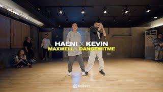 Maxwell - Dancewitme   Haeni Kim & Kevin Vasquez Choreography