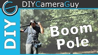 Diy Boom Pole (the Crappie Boom Is One Of The Best On Youtube)