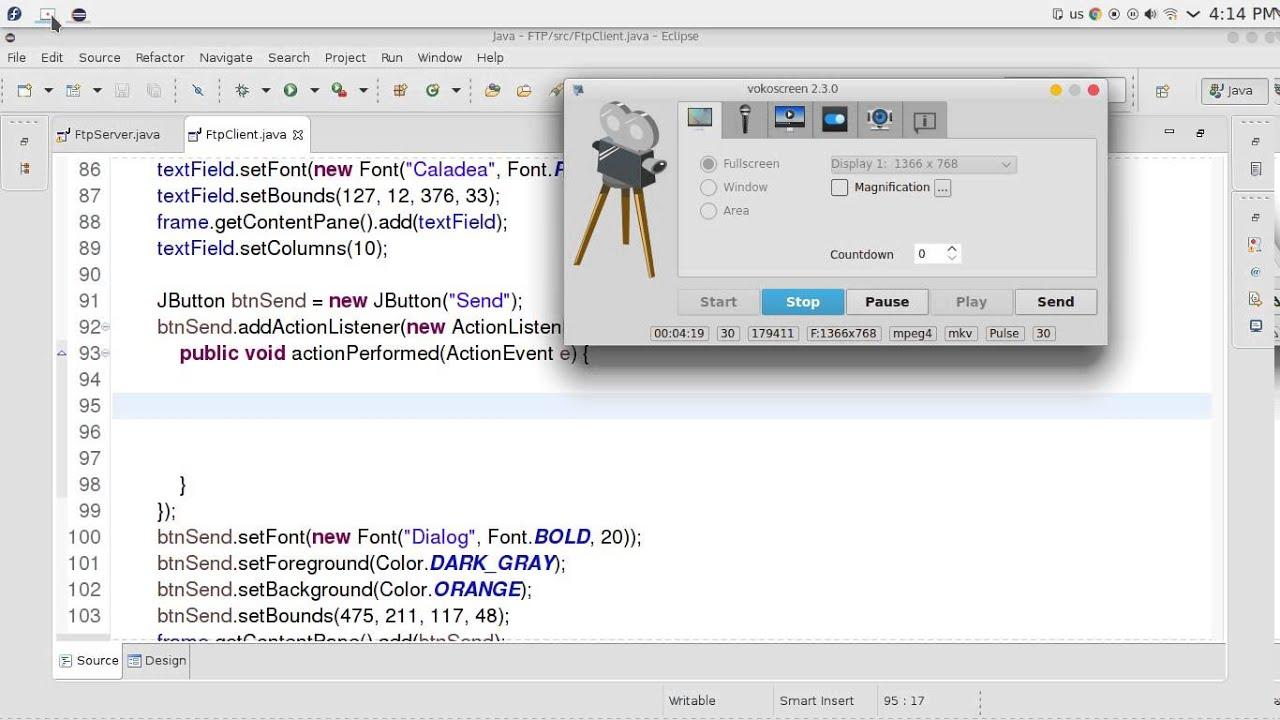 88 Java Swing Gui Ftp Server Client