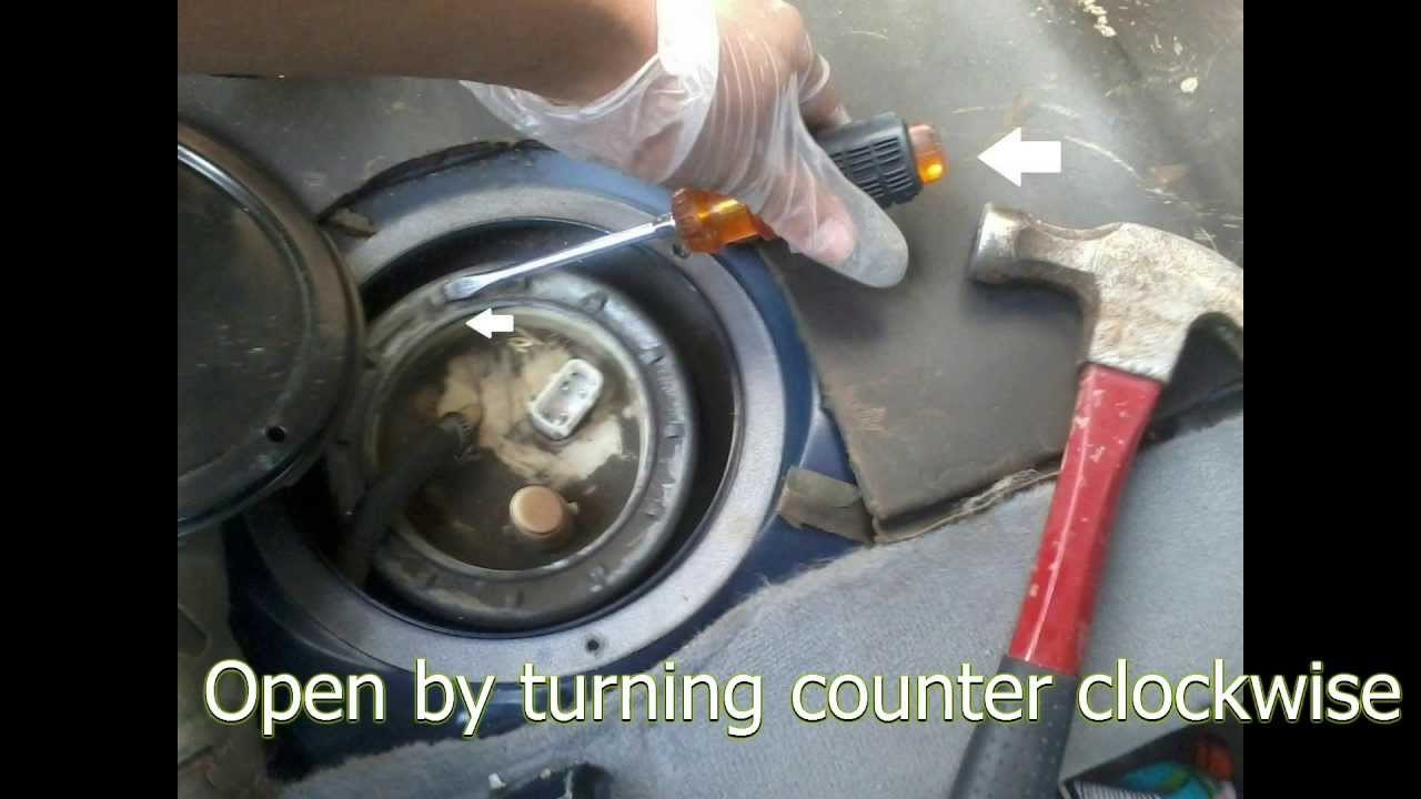 1996 Honda Civic Fuel Filter Diy E39 Fuel Pump Replacement Youtube