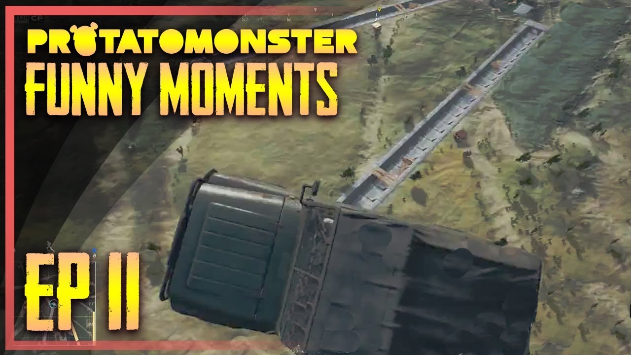 PUBG Humorous Moments #11 | Finest PUBG WTF Fails & Humorous Moments (PlayerUnknowns Battlegrounds)
