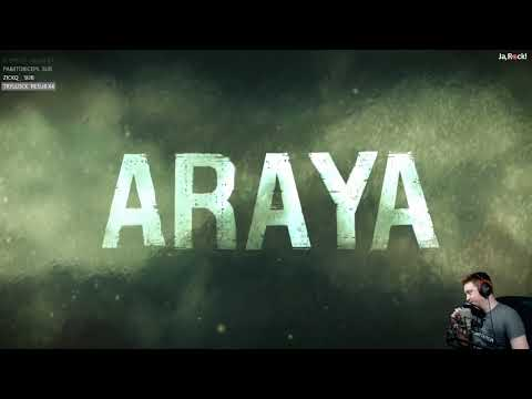HORROR - ARAYA - PIELUCHOWANIE