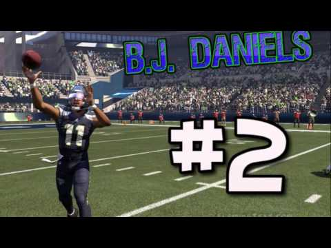 MADDEN 16 - Top 5 Position Players that can Play QB!!!