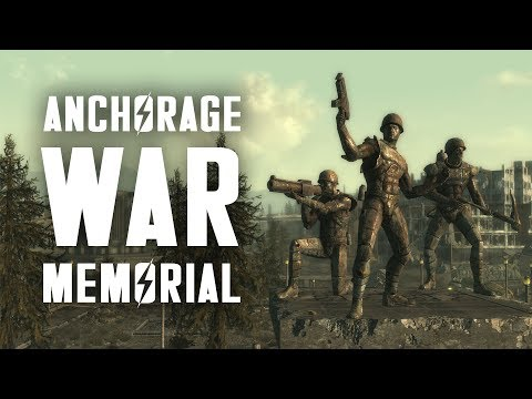 The Full Story of the Anchorage War Memorial - Fallout 3 Lore