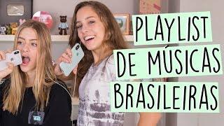 Baixar PLAYLIST DE MÚSICAS BRASILEIRAS ft. Lella Comino || Valentina Schulz