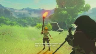 [The Legend of Zelda; Breath of the Wild] Part 1!