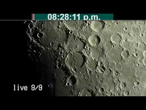 The Moon Live Stream 9-9-16 (Video Starts at 9:53)