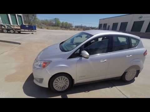 How To Drive A CMAX Hybrid/FFH To Get Great Gas Mileage!