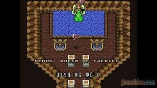 Speed Game - The Legend of Zelda : A Link to the Past - Fini en 3:44