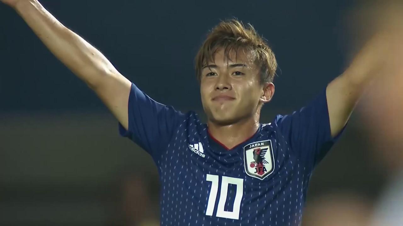 Japan 5-2 DPR Korea (AFC U19 Indonesia 2018 : Group Stage)
