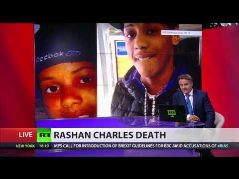 Rashan Charles 'did not swallow drugs' - police watchdog