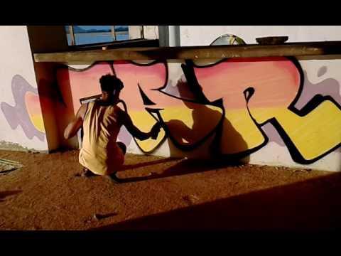 Grafity playas de Jalisco/Ear_iks_cv