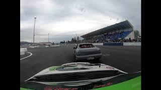 Rarden Racing hornet driver #54x Brendan Therriault - Hornet Heat