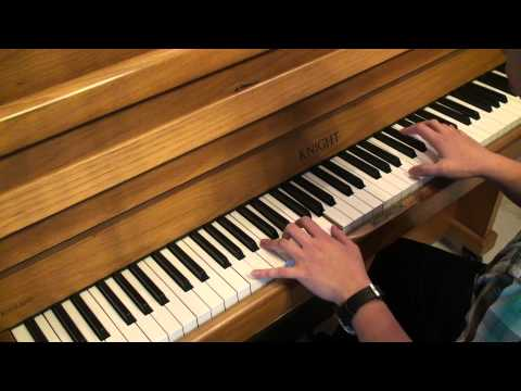 Taylor Swift - Back To December Piano by Ray Mak