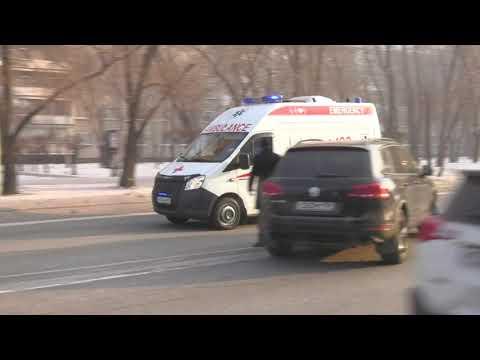 Сбили женщину на улице Щетинкина - Абакан 24
