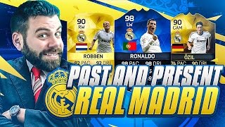 One of Nick28T's most viewed videos: PAST AND PRESENT REAL MADRID SQUAD BUILDER!!!! FIFA 16 Ultimate Team