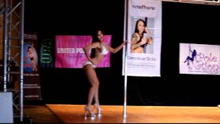 Miss Texas Pole Dance Competition 2011 - Sade - Final