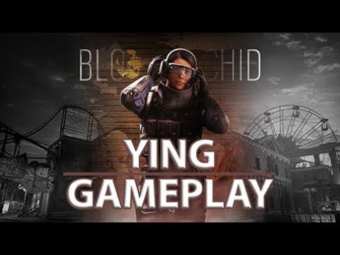 RAINBOW SIX SIEGE - Ying Gameplay (Operation Blood Orchid)