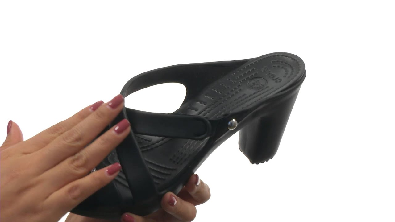 c0681a58307 Crocs - Cyprus IV SKU:8681909 - YouTube