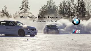BMW Winter Driving Experience Hotlap with Rally Instructor