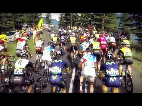 Tour de France 2017 Pro Cycling Manager Official launch trailer - PC PS4 XO