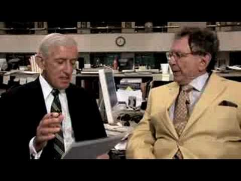 Two Guys in a Newsroom - August 1, 2008
