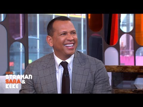 Louie Cruz - Alex Rodriguez Reveals Clues About Wedding Plans with J-Lo