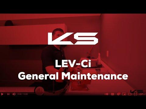 KS LEV-Ci General Maintenance