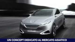 видео Peugeot SXC
