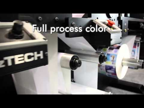 CDT-1600 PC Production Class Printing System Powered by Memjet