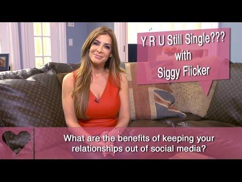 Should you keep your relationship off social media? - Y R U Still Single?