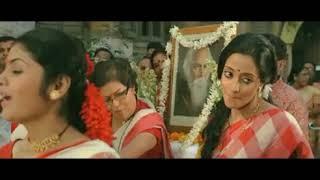 Hey Nuton ll Rabindra Sangeet ll Raima Sen